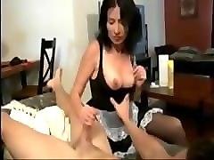indian maid giver handjob